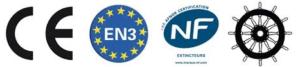 Logo CE/NF