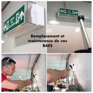 Protection incendie sur Montpellier