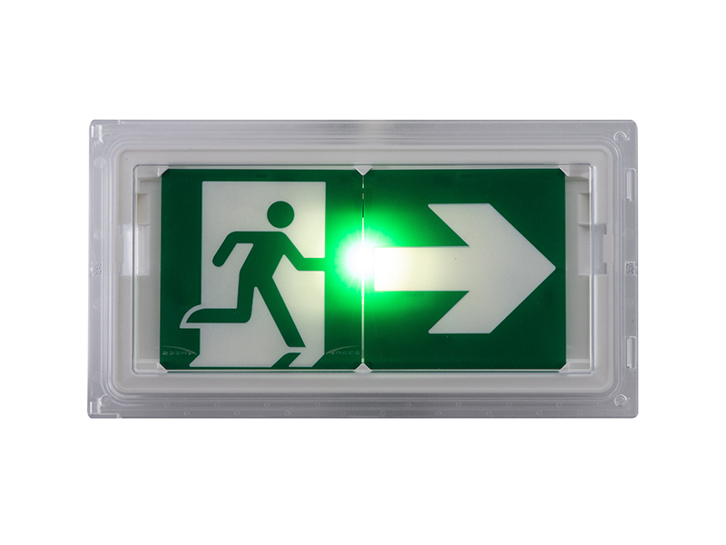 Bloc lumineux/éclairage de secours.
